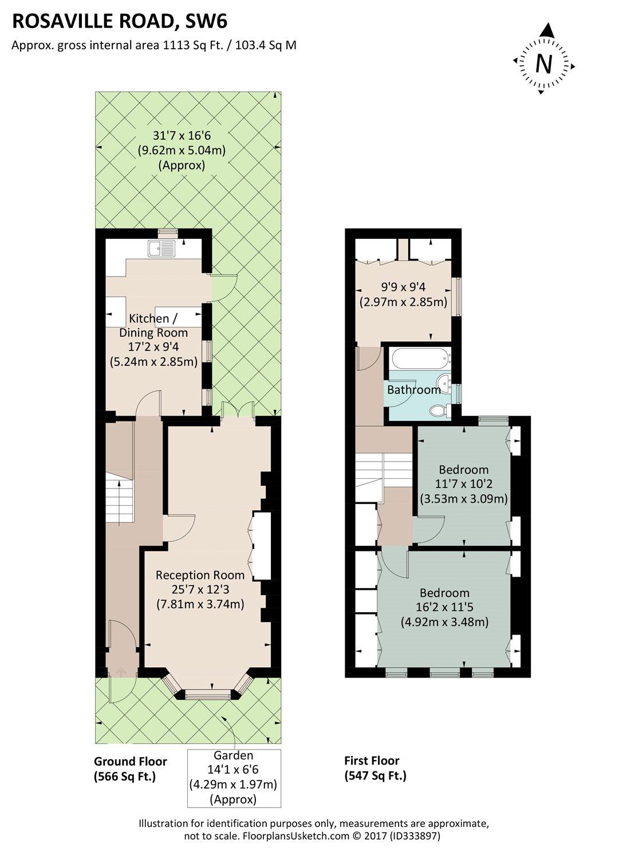 100 Kensington Palace 1a Floor Plan Mahagun