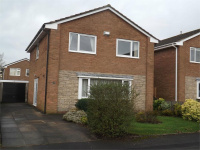 Grange Park Close, Penwortham, PRESTON, Lancashire