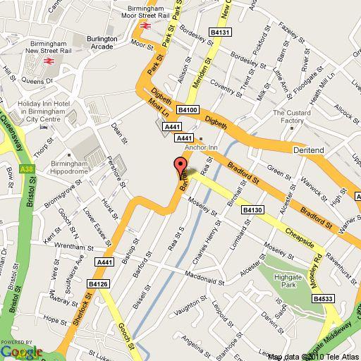 2 Bedroom Flat To Rent In Latitude, 155 Bromsgrove Street