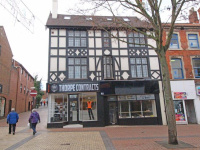 Apartment 8 Harry Smith House, Castle Street, Worksop