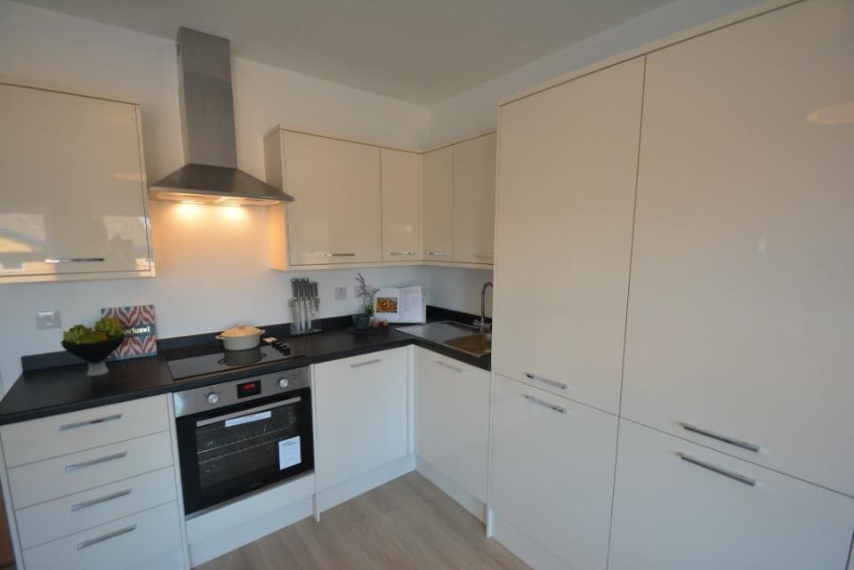 1 Bedroom Property for sale in Park House, Park Road, City Centre, Peterborough