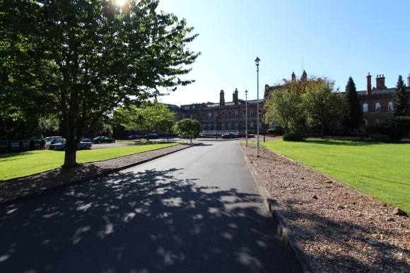 2 Bedrooms Flat for sale in Hine Hall, Nottingham