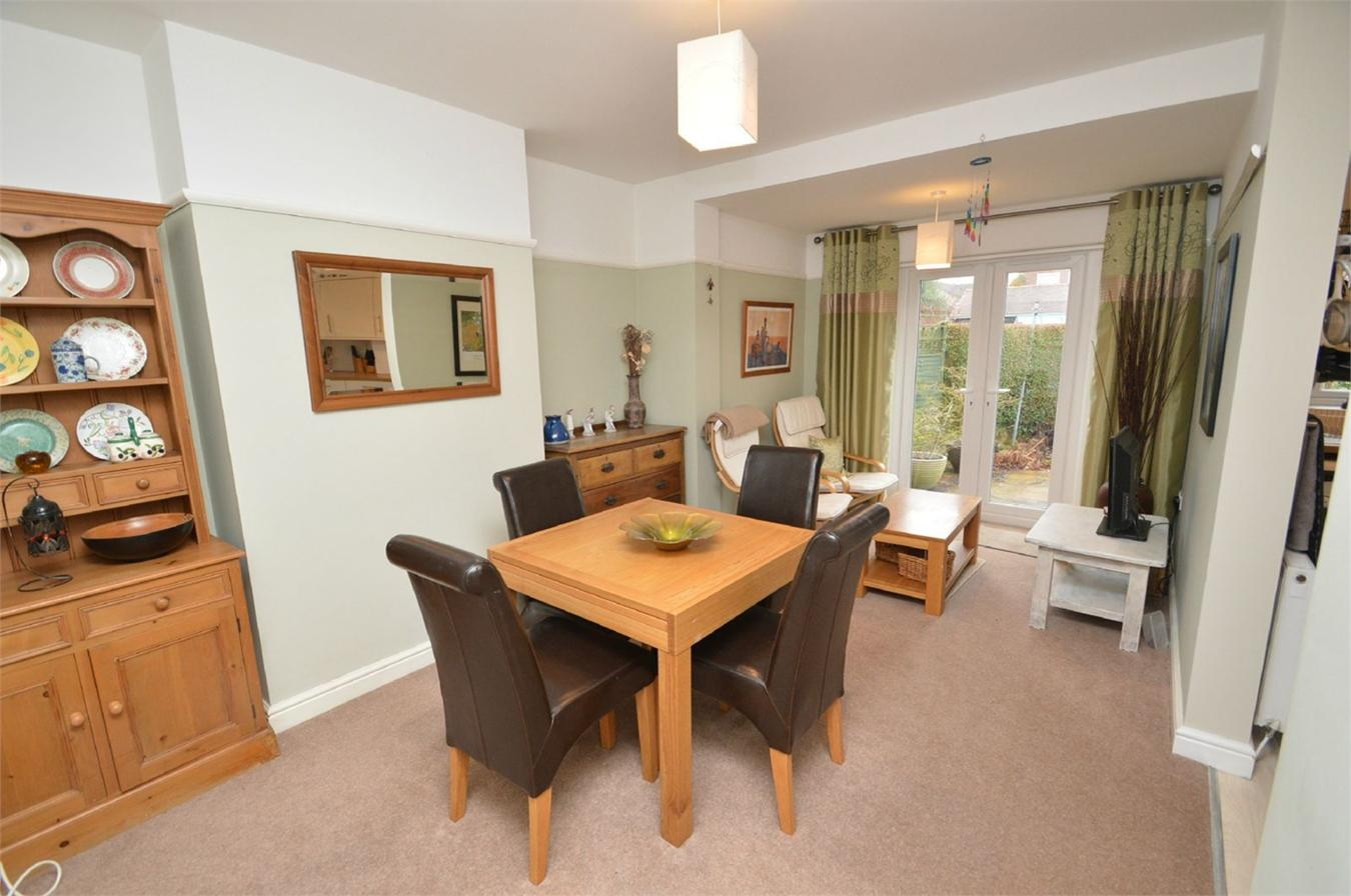 3 Bedroom Property For Sale In The Crescent Davenport Stockport Cheshire
