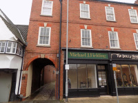 The Flat 132a Bridge Street, Worksop