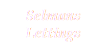 Selmans Lettings logo