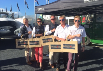 Southampton Boat Show success