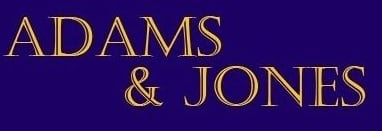 Adams & Jones logo