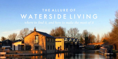 The allure of waterside living