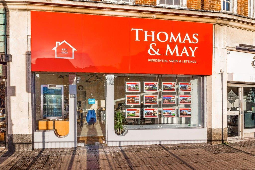 Thomas & May | Epsom Branch | Branch image 1