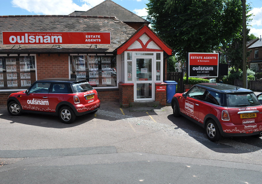 Robert Oulsnam and Company | Northfield | Branch image 1