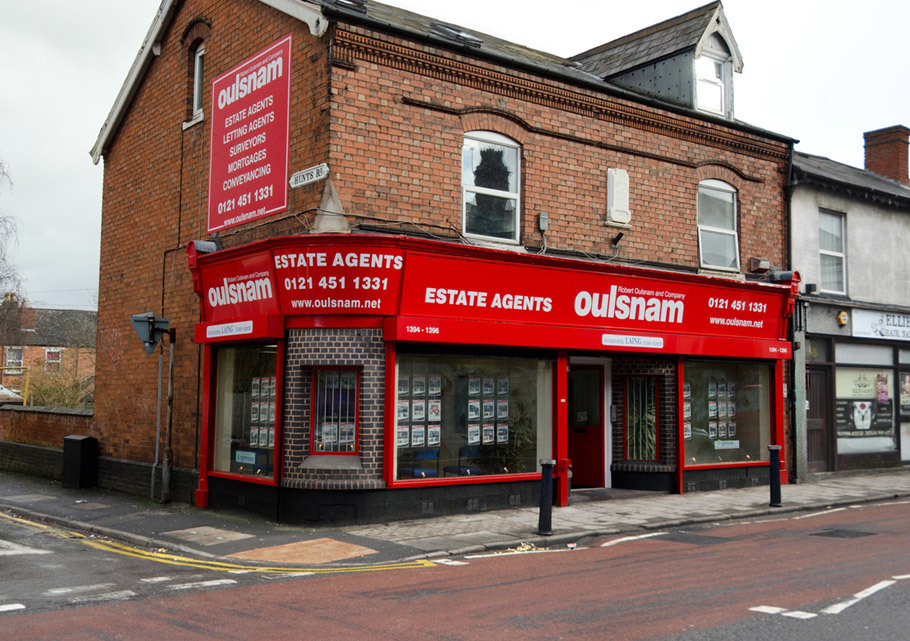 Robert Oulsnam and Company | Stirchley | Branch image 1