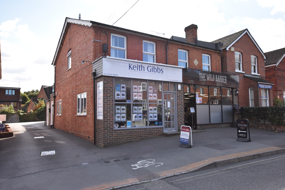 Keith Gibbs Estate Agents | Binfield | Branch image 1