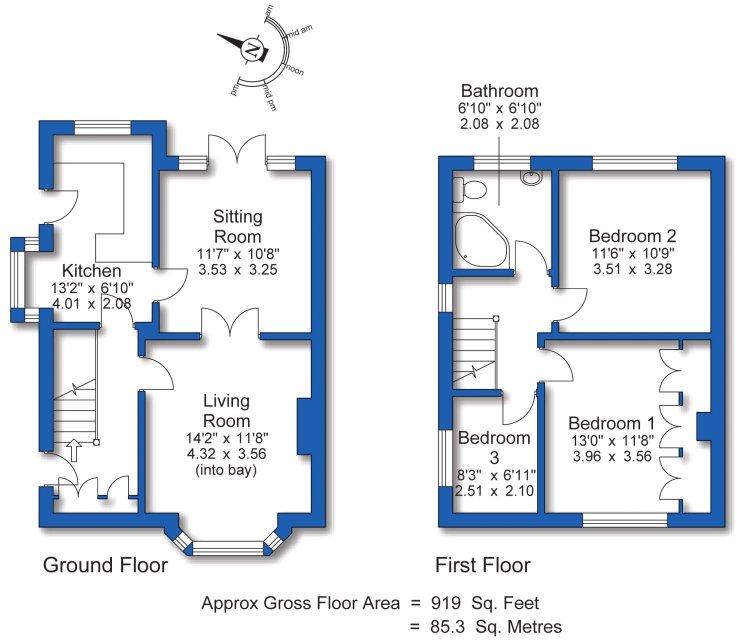 7x10 Bathroom Floor Plans