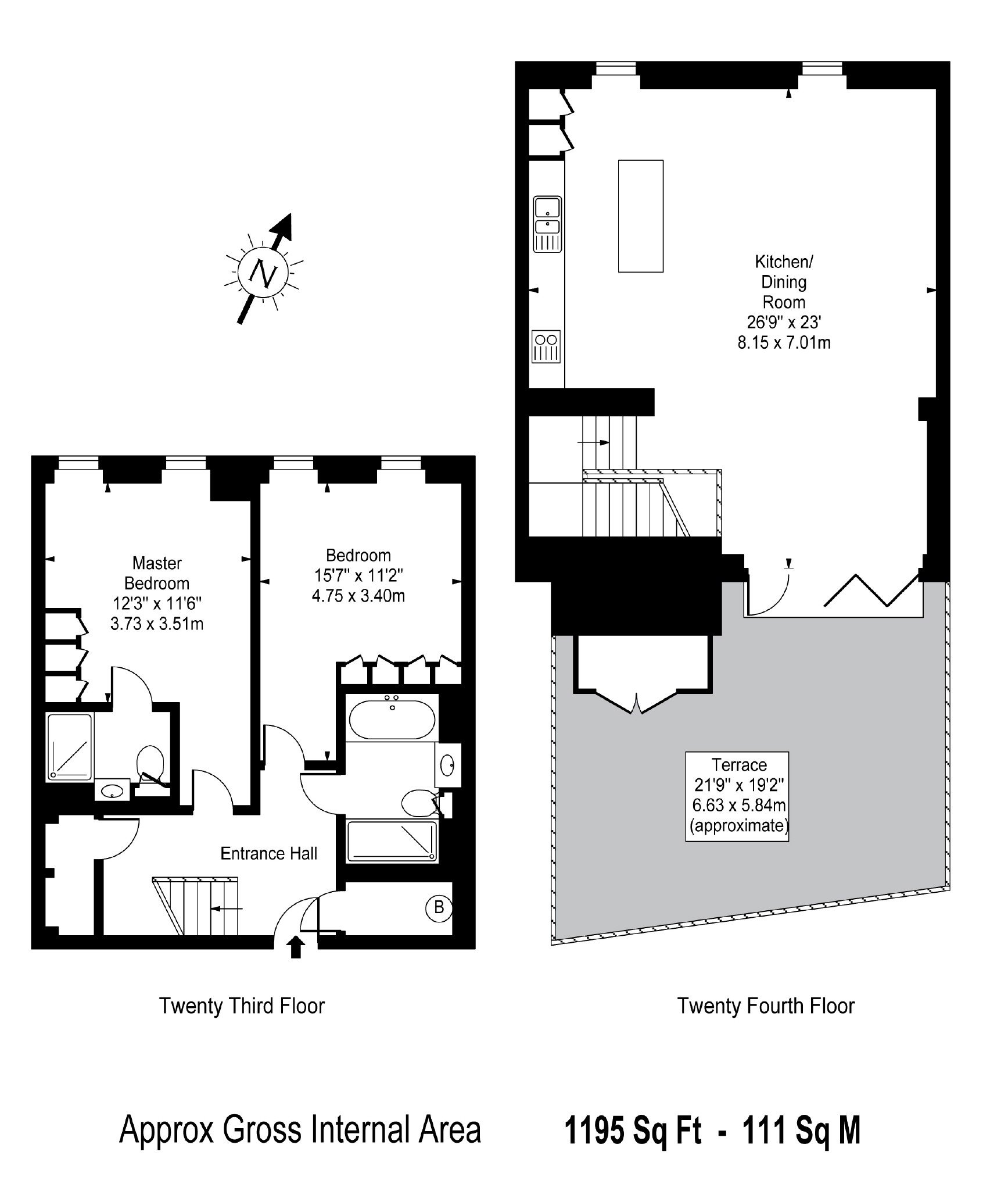 Sclater Street, London, E1 floorplan