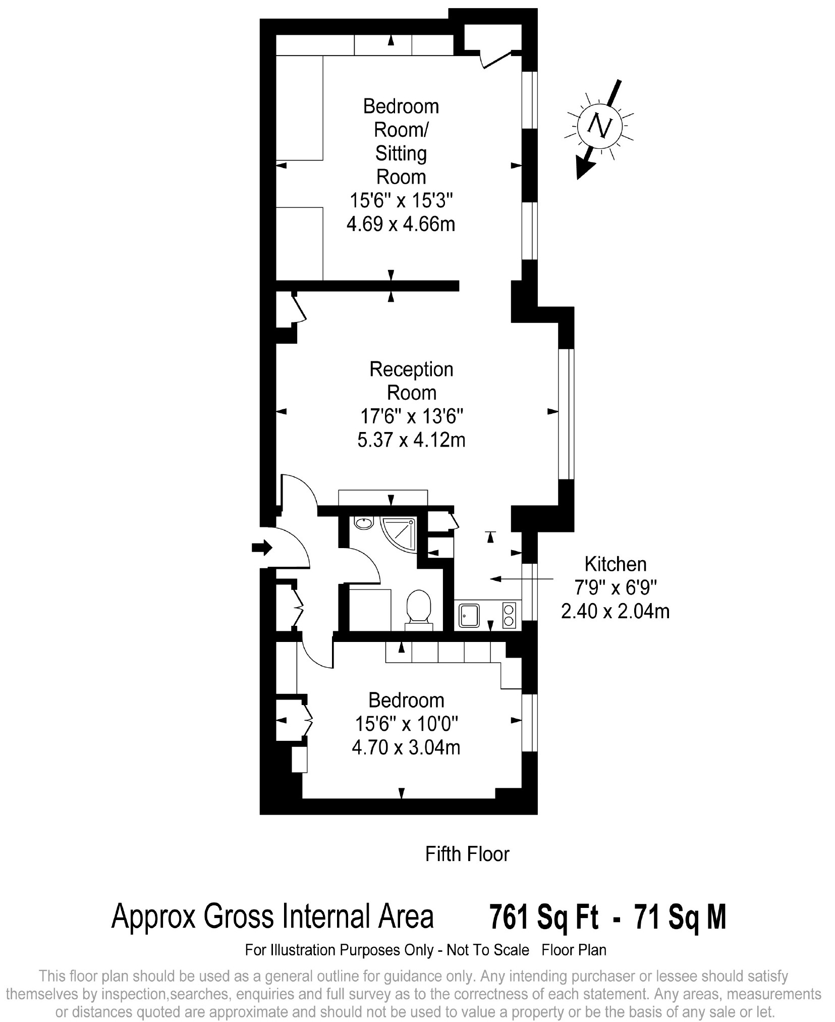 Tavistock Court, Tavistock Square, London, WC1H floorplan