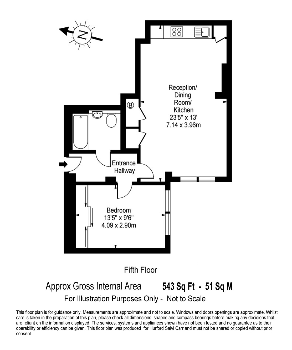 Kirby Street, Clerkenwell, London, EC1N floorplan
