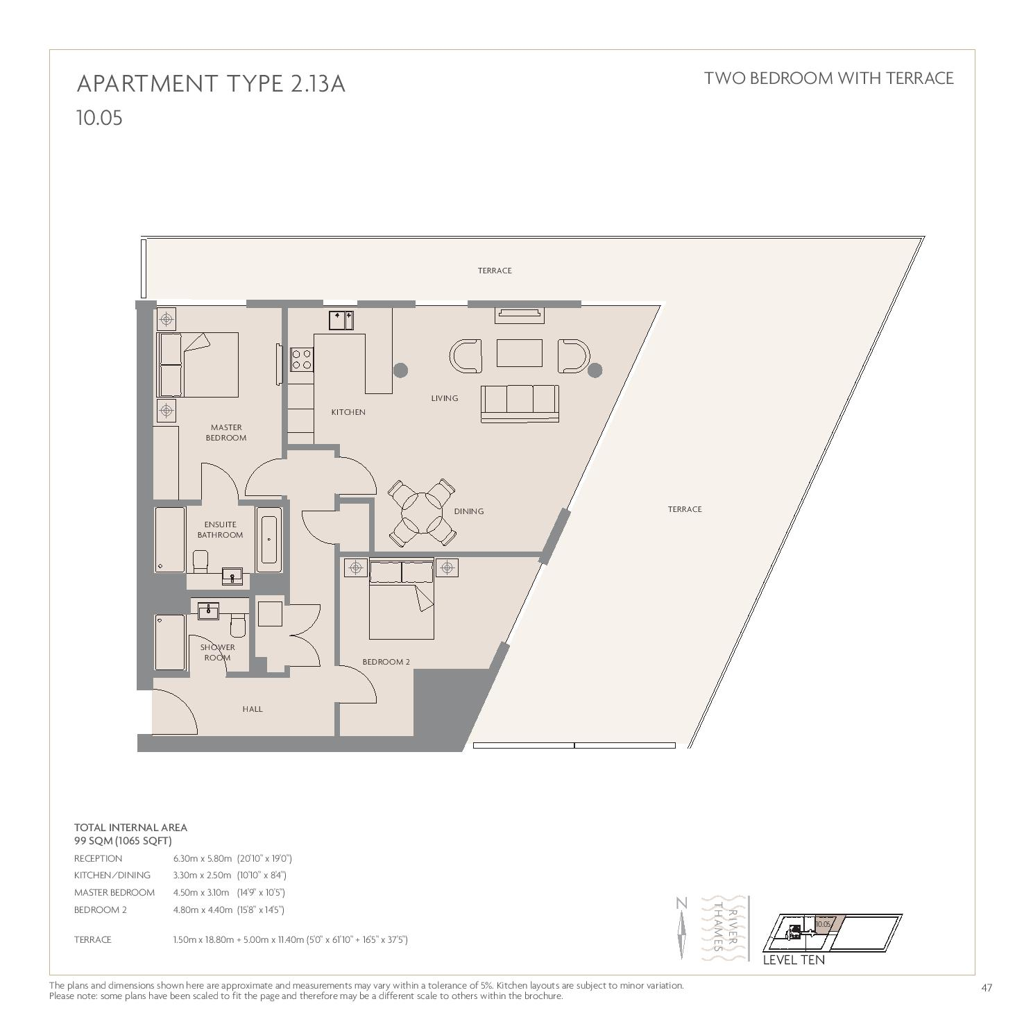Wyndham Apartments: 2 Bedroom Property For Sale In Wyndham Apartments, 60