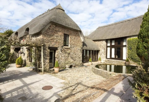 Combe Thatch, Combe, Malborough, Kingsbridge, TQ7