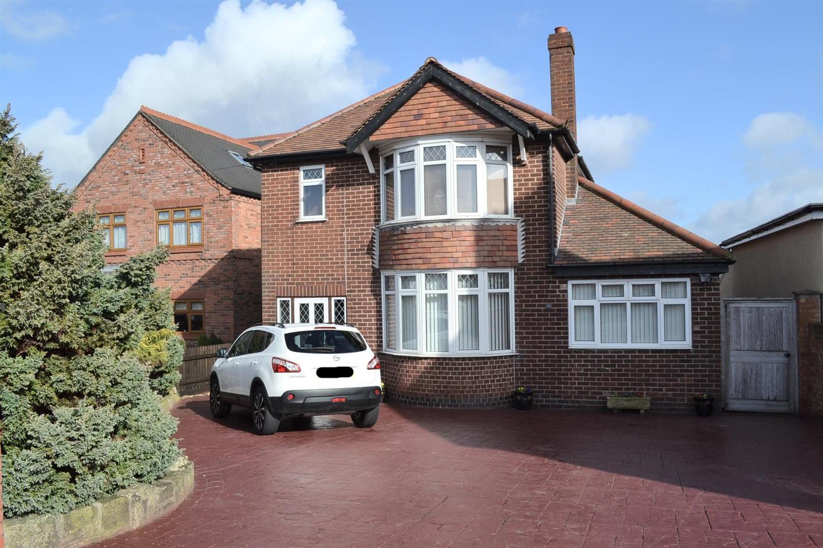 4 Bedrooms Property for sale in Mount Pleasant Road, Castle Gresley, ...