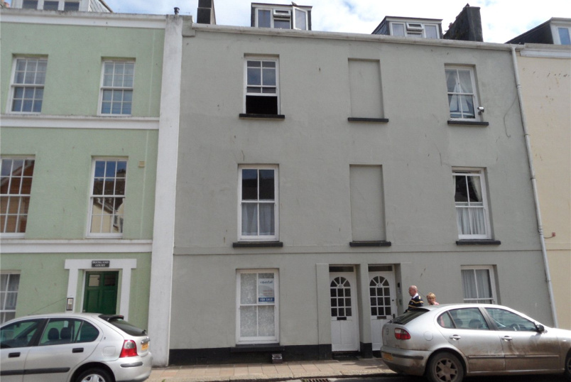 Flat/apartment for sale in Dartmouth - Victoria Road, Dartmouth, TQ6