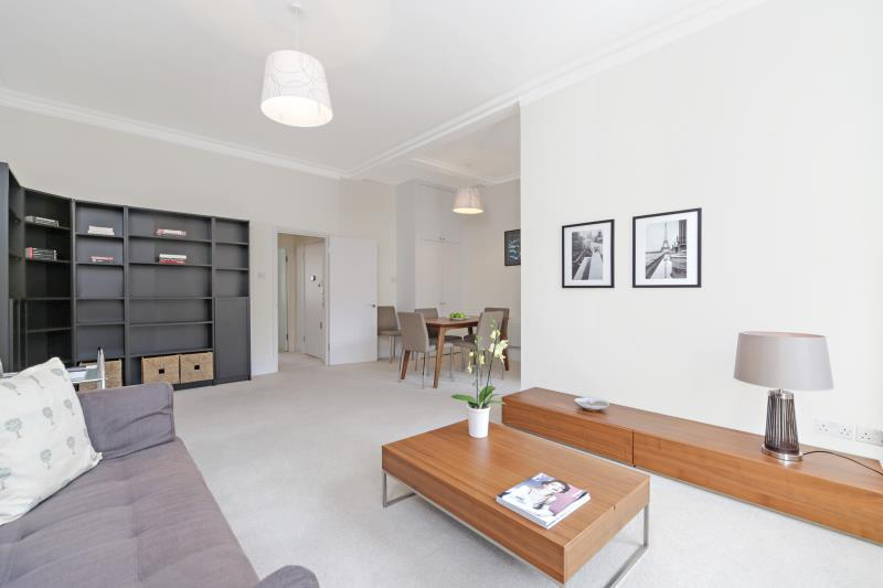 Flat/apartment to rent in  - Rosary Gardens, South Kensington, SW7