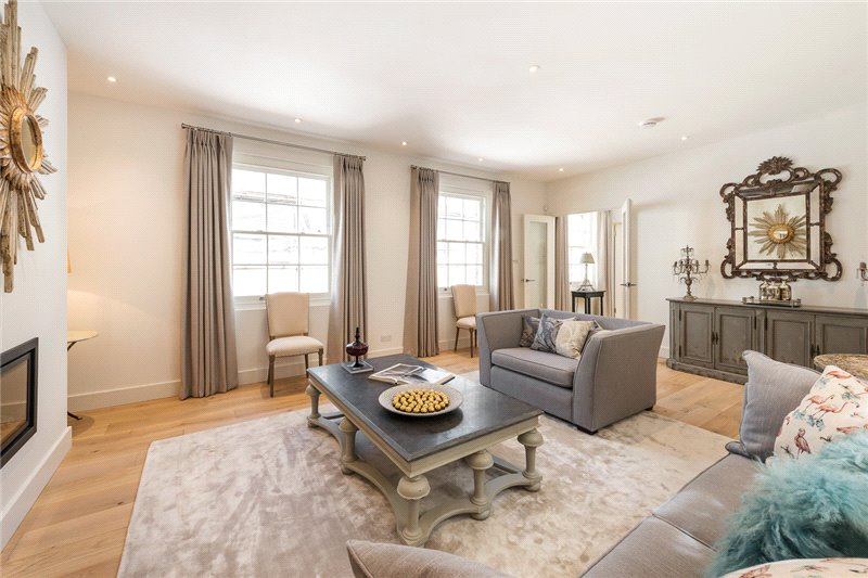 House to rent in South Kensington - Coleherne Mews, London, SW10
