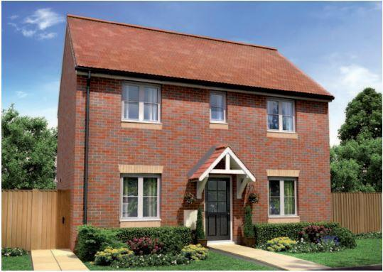 3 Bedrooms Detached House for sale in Bourne Green, Falcon Way, Bourne