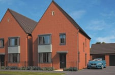 Eastfield, Lawley Village, Telford