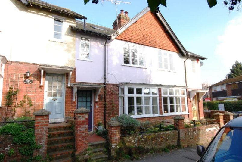 House to rent in Winchester - School Road, Twyford, SO21