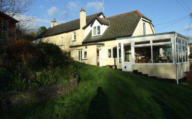 Bickleton Cottages Bickleton Barnstaple Devon EX31 Guide £399950 | 4 bedrooms | 1.07 acres & Properties for sale between £300000 and £400000 in Yelland Devon