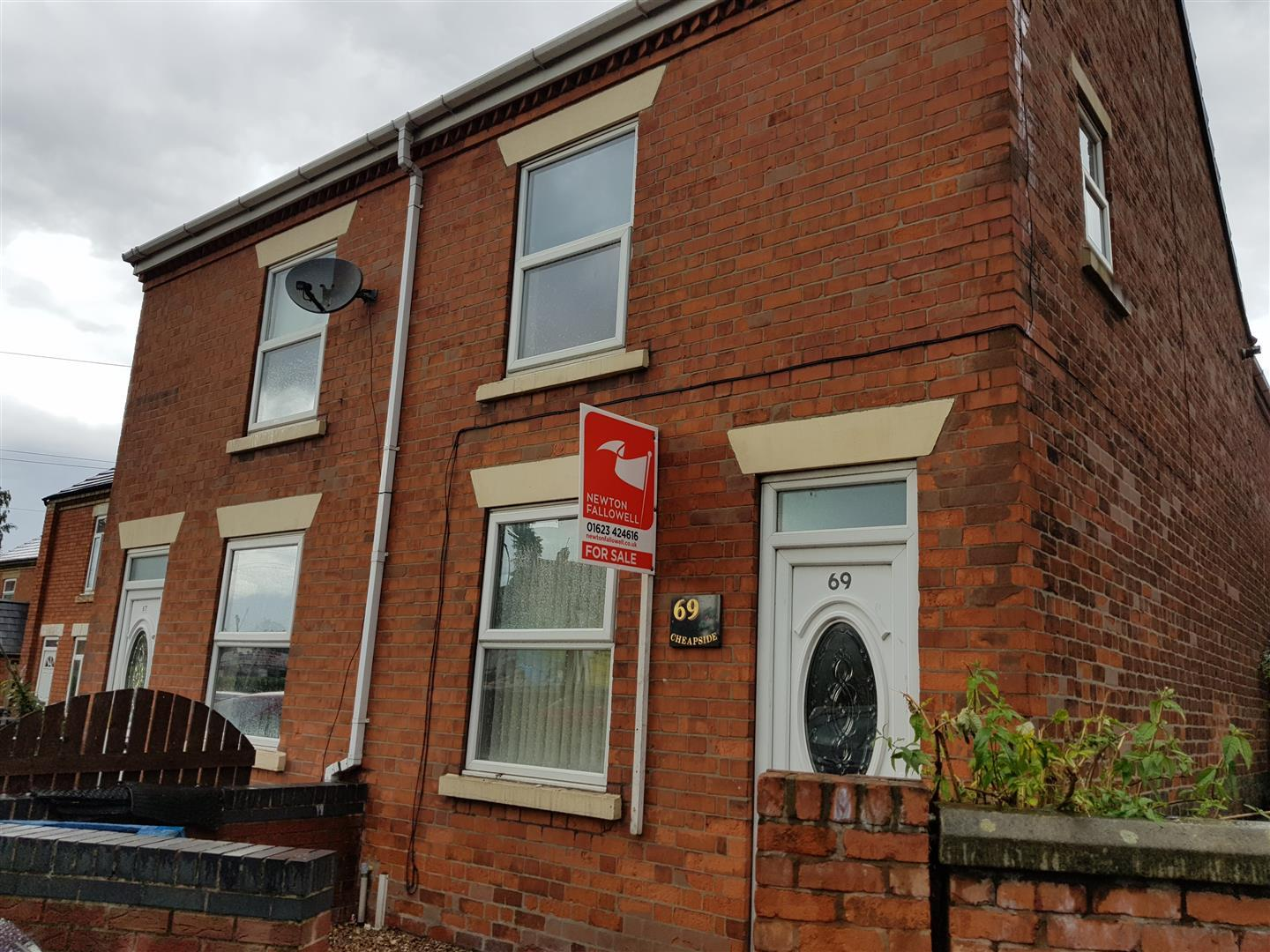 3 Bedrooms Detached House for sale in Cheapside, Worksop