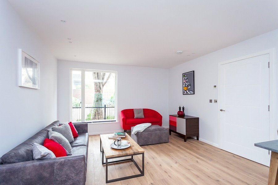 2 Bedroom Property For Sale In Trinity House Crayford Road Tufnell Park N7 735 000