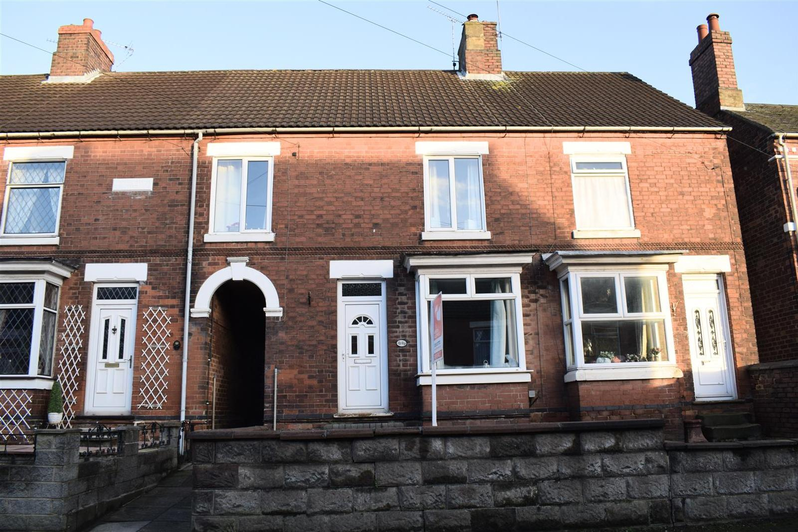 3 Bedrooms Terraced House for sale in Court Street, Woodville, Swadlincote