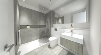 Thumbnail 4 of A013 - 2 Bed New Build Duplex, Craighouse, Craighouse Road, EH10