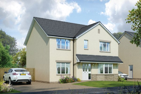 4 Bedroom House For Sale In Plot 25 The Cairngorm The Views Saline Dunfermline Ky12 Rettie Co