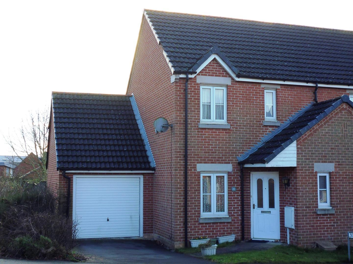 2 Bedrooms Detached House for sale in Manrico Drive, Lincoln