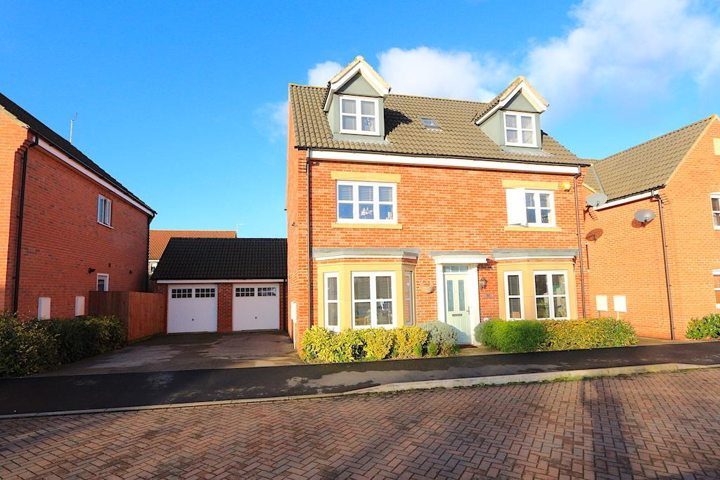 5 Bedrooms Property for sale in Old Church Road, Enderby
