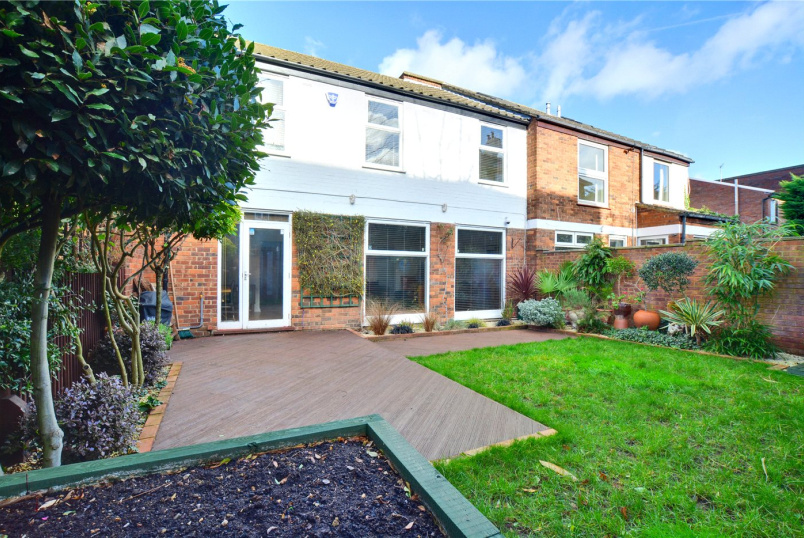 House for sale - Langton Way, Blackheath, SE3