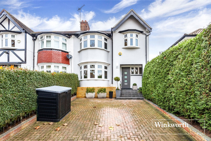 House for sale - Beechwood Avenue, Finchley, N3