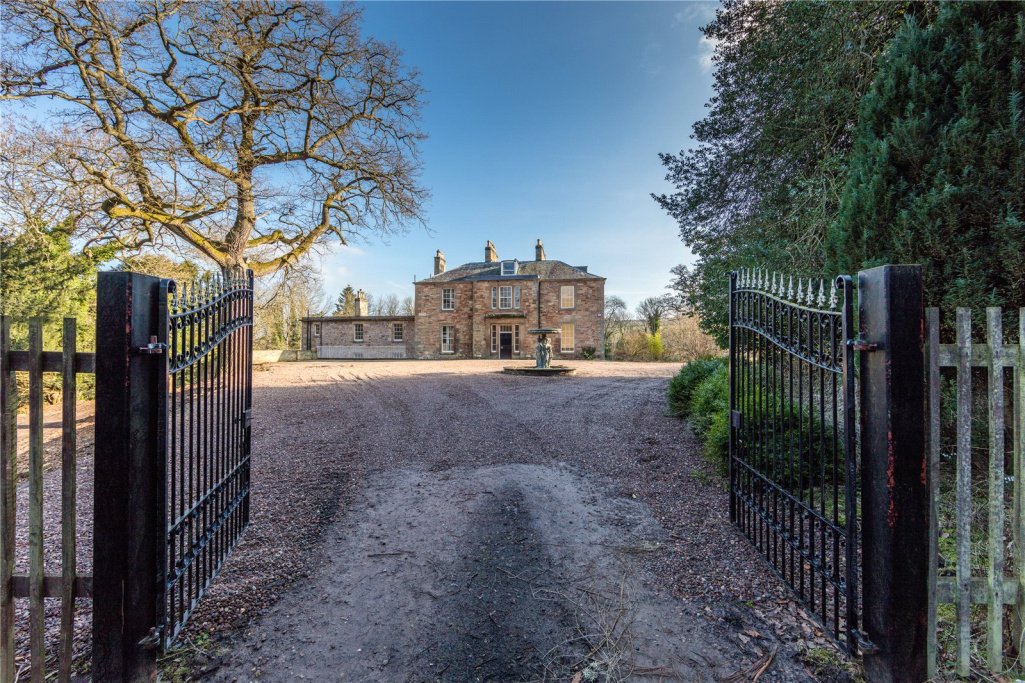 Image 1 of Bonjedward House, Jedburgh, Scottish Borders, TD8