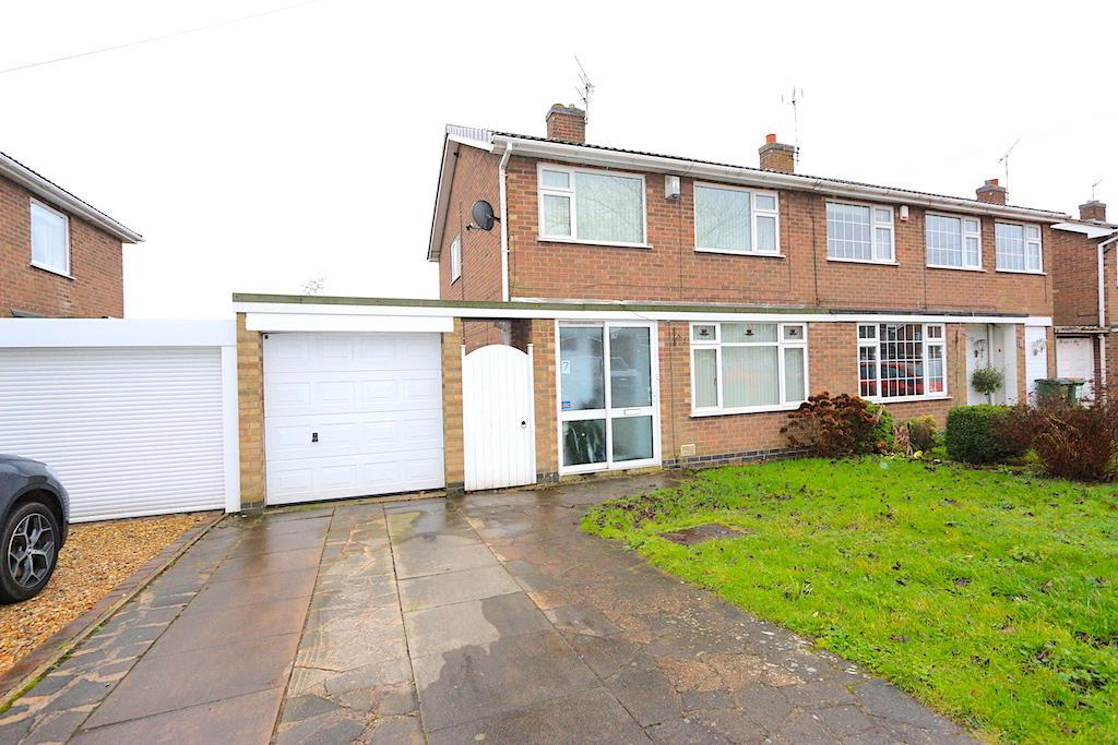 3 Bedrooms Detached House for sale in Curtis Close, Whetstone