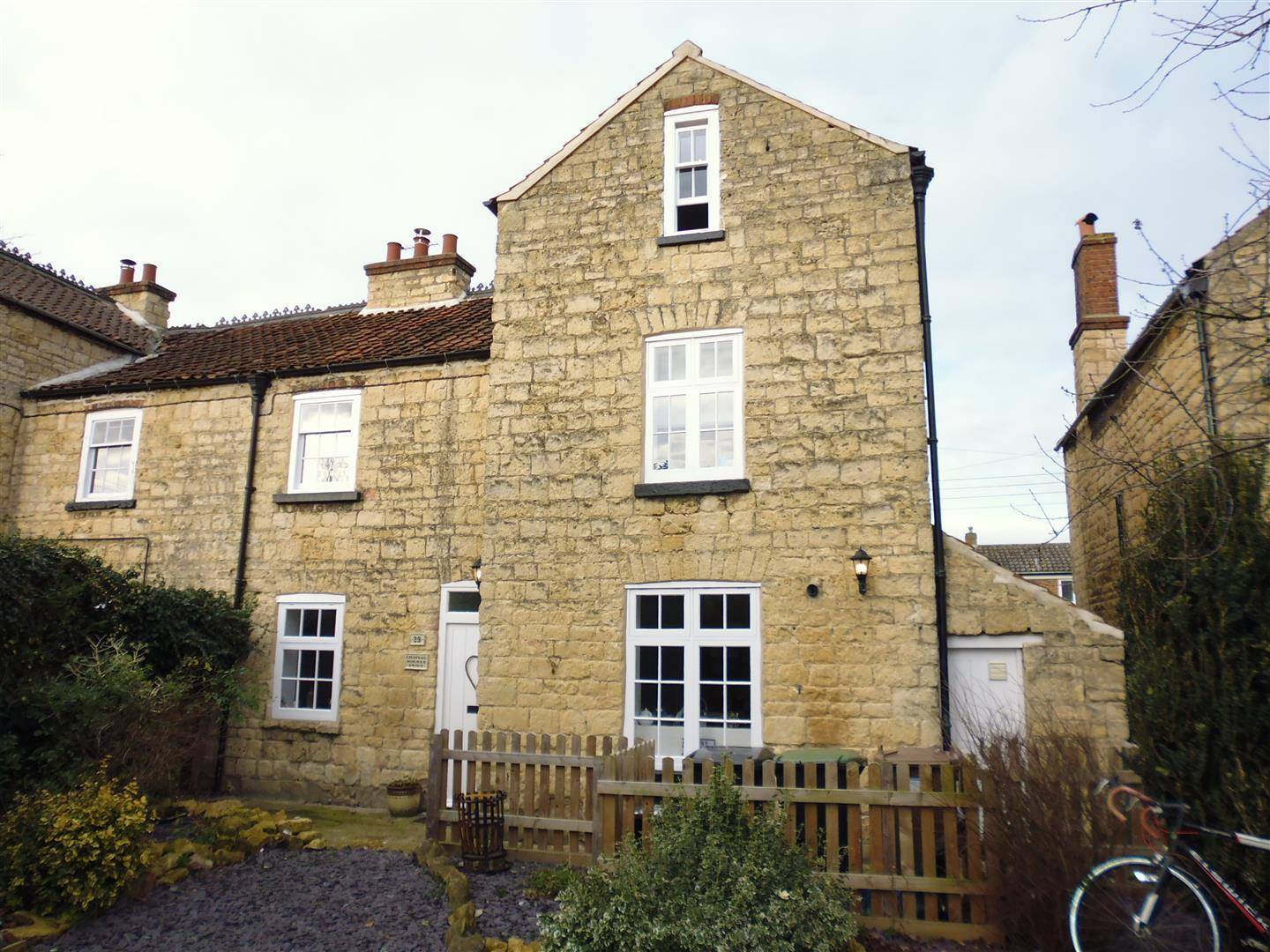2 Bedrooms Terraced House for sale in Silver Street, Branston, Lincoln