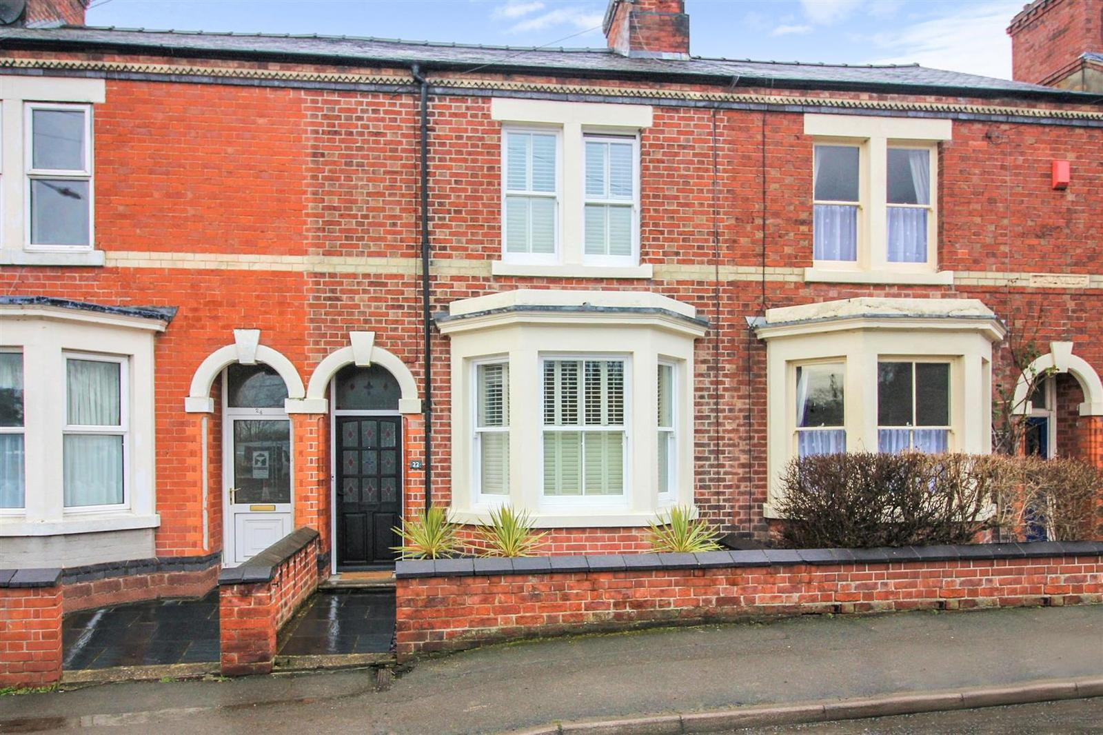 3 Bedrooms Terraced House for sale in Ashby Road, Melbourne, Derbyshire