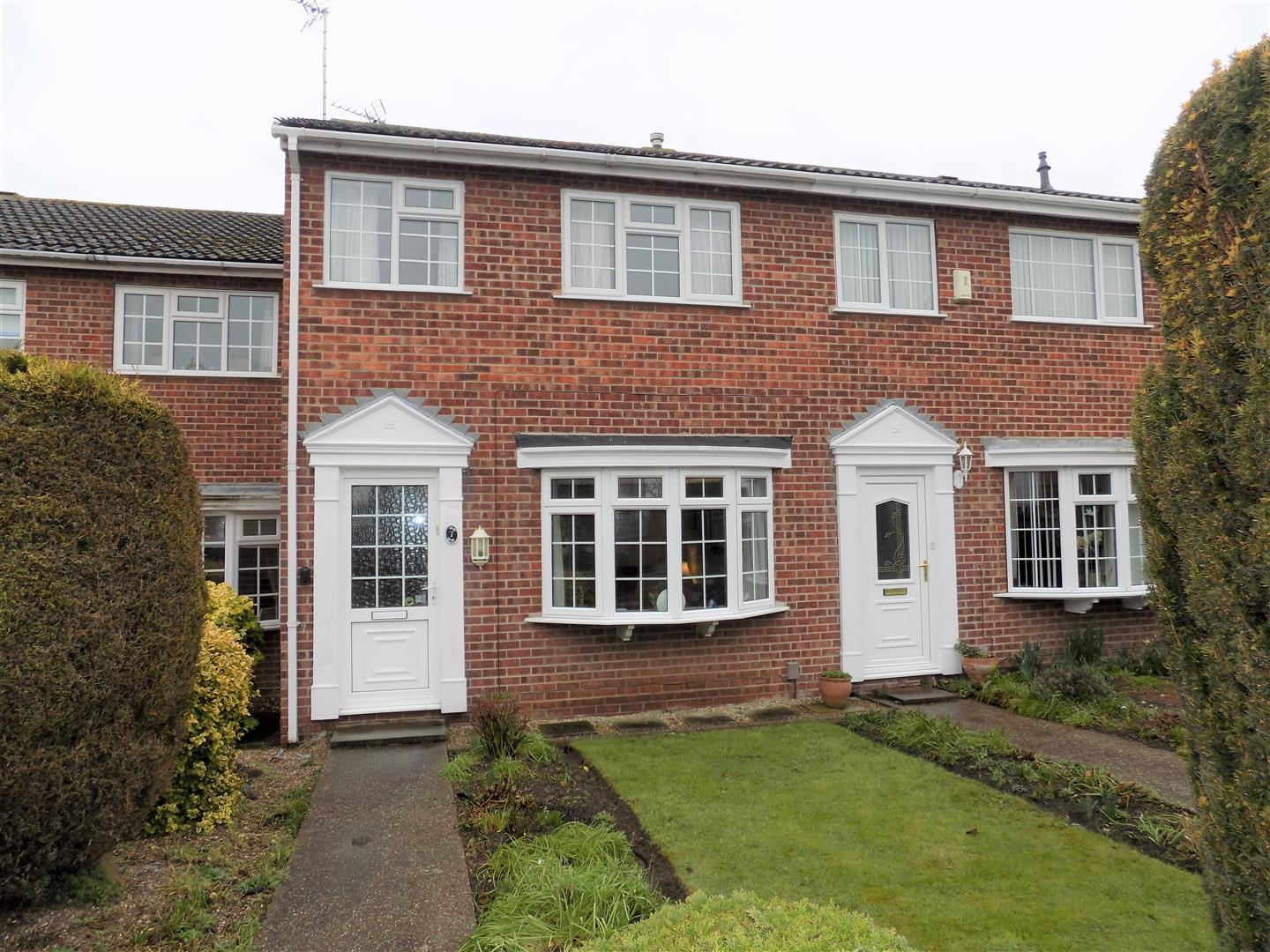 3 Bedrooms Terraced House for sale in Fosters Lane, Bingham, Nottingham