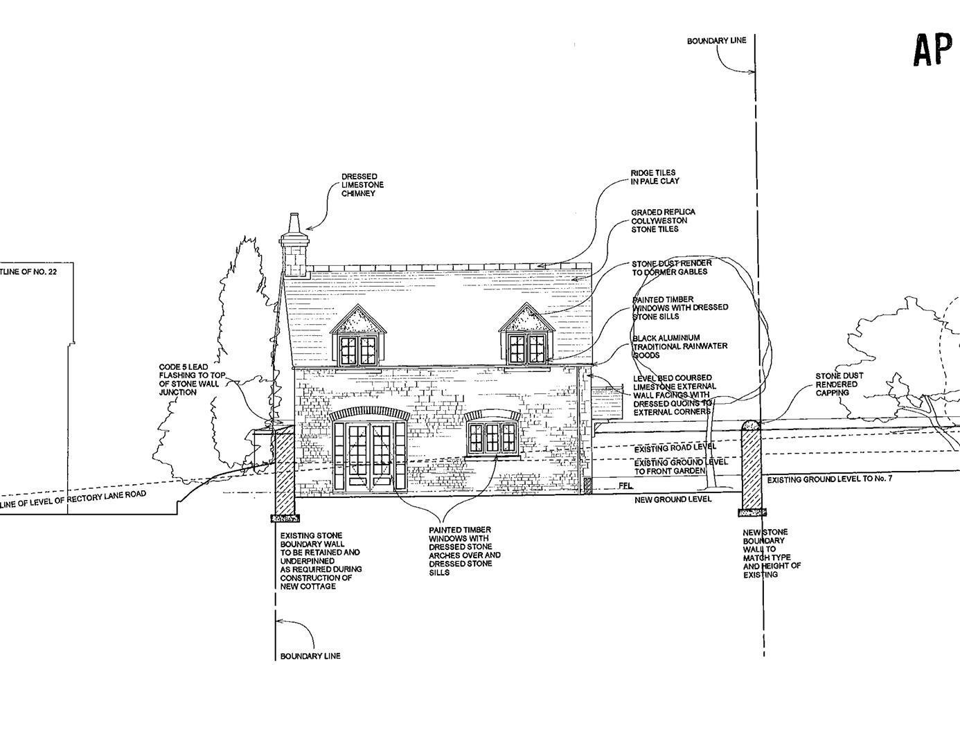 Property for sale in Rectory Lane, Edith Weston, Rutland