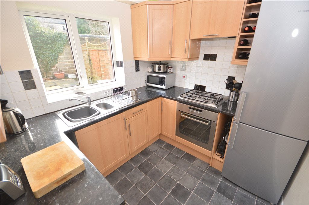 Guiseley Branch Kitchen Of First Time Buyer Property