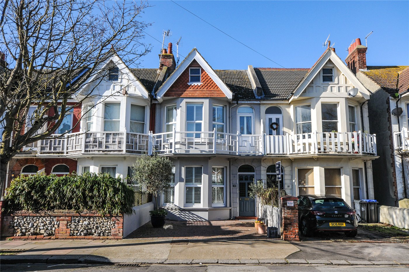 4 Bedroom Property For Sale In Alexandra Road Worthing