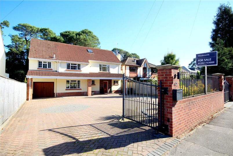 House for sale in Poole - Compton Avenue, Lilliput, Poole, BH14