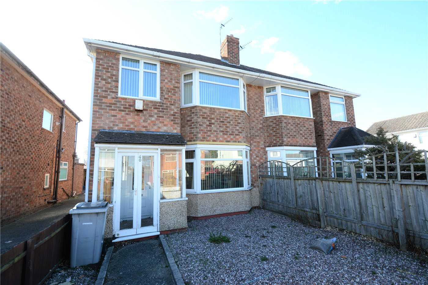 3 bedroom property for sale in Borrowdale Road, Moreton, Wirral ...