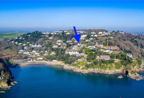 Topwood, Sandhills Road, Salcombe, TQ8